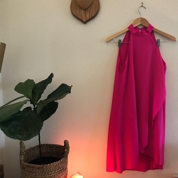 Sugarlips Dresses & Skirts - Hot Pink Dress